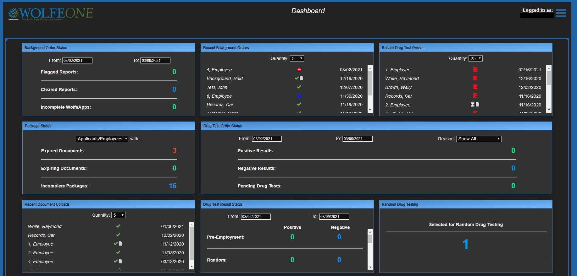 New_dashboard